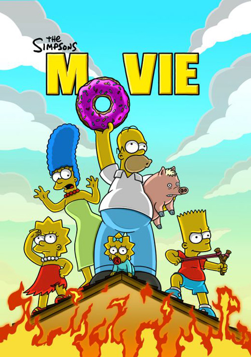 review the simpsons movie philmology